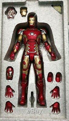 UK HOT TOYS Avengers 2 Age of Ultron Iron Man Mark XLIII 43 1/6 Figure end game
