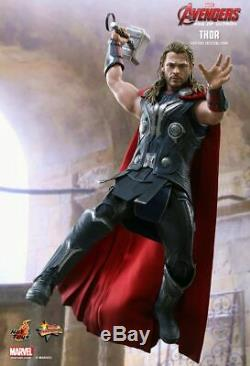 (US) Hot Toys 1/6 Marvel Avengers Age of Ultron MMS306 Thor 12 Action Figure